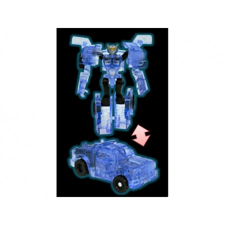 Transformers Adventures EZ Collection Clear Strongarm