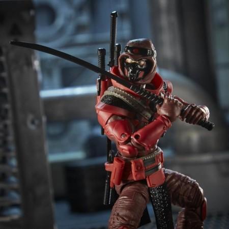 G.I. Joe Classified Red Ninja Action Figure