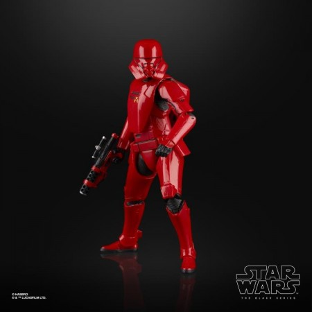 Star Wars The Black Series Sith Jet Trooper Action Figure