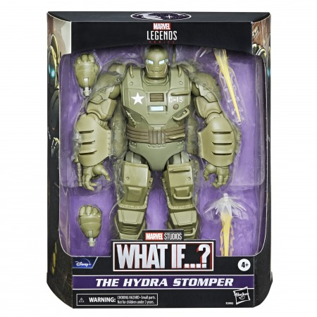 Marvel Legends Deluxe Hydra Stomper What If? Action Figure