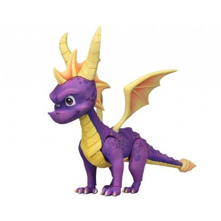 NECA Spyro The Dragon Action Figure