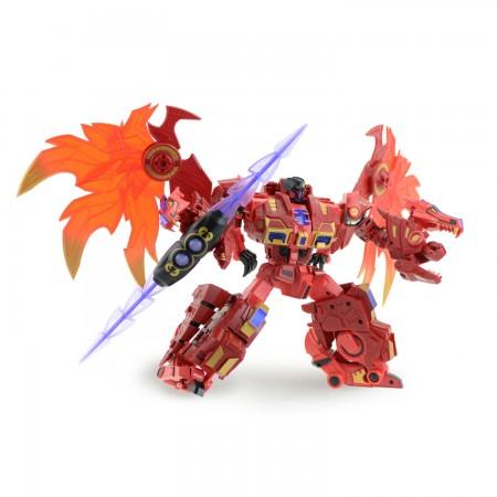Dragón rojo de fans Hobby MB-03