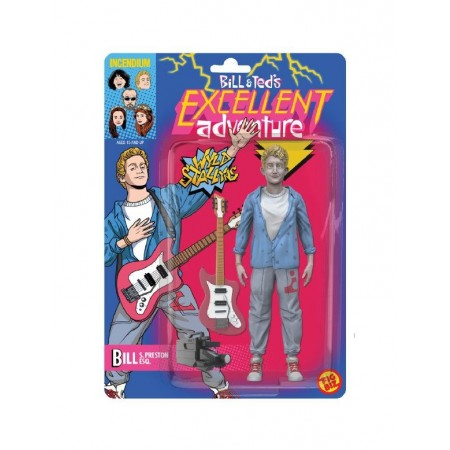 Bill & Ted's Excellent Adventure Bill S Preston Esquire Action Figure