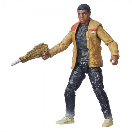 Star Wars Black Series Finn Jakku