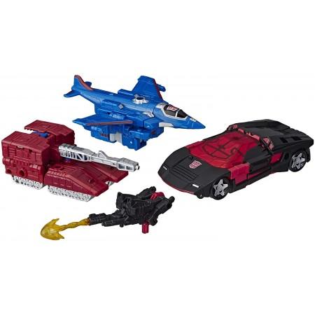 Transformers Siege Firestormers Slamdance & G2 Sideswipe VENTA