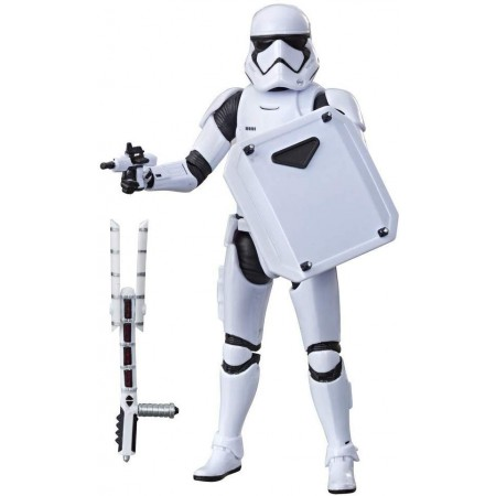 Star Wars Black Series First Order Stormtrooper ( Riot Control )