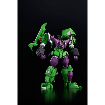 Flame Toys Furai Model Devastator 18cm Articulated Snap Kit