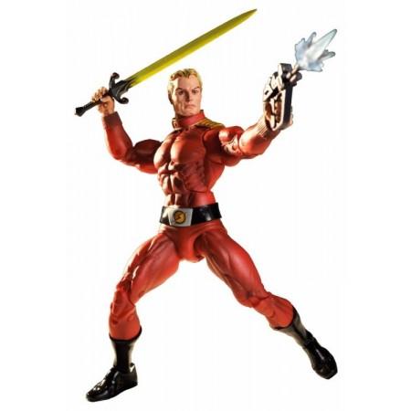 NECA Defenders of the Earth Flash Gordon Action Figure