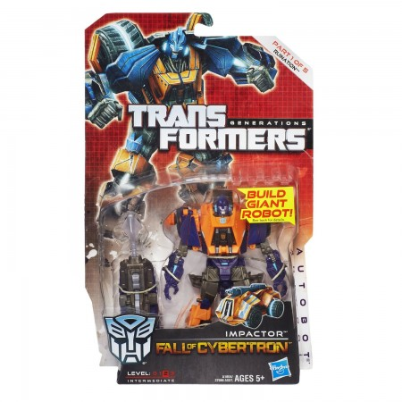 Transformers Fall Of Cybertron Deluxe Impactor