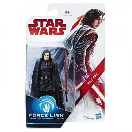 Star Wars Force Link 3.75 Inch Kylo Ren ( The Last Jedi )