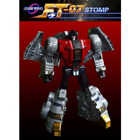 Fanstoys FT07 Stomp (Sludge)