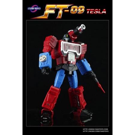 Fanstoys FT-09 Tesla ( Perceptor )