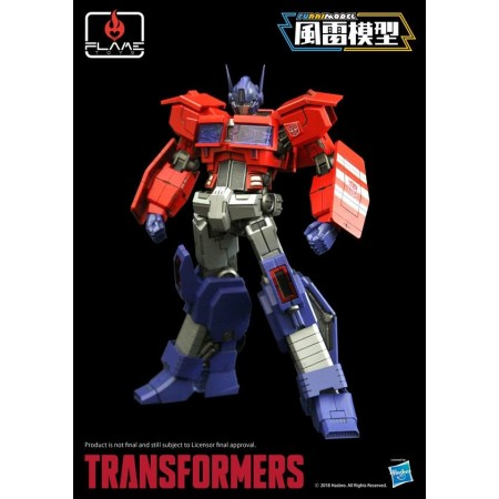 Flame Toys Furai Model IDW Optimus Prime Model Kit