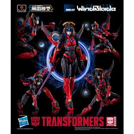 Flame Toys Transformers Furai Model Windblade