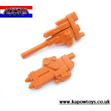 Transformers G1 Technobot Afterburner Cannons