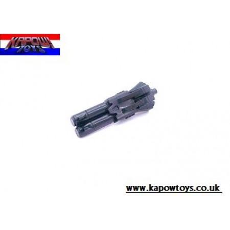 Transformers G1 Action Master Shockwave Gun