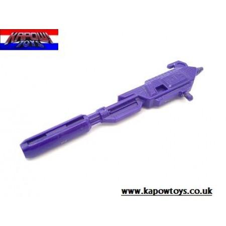 Transformers G1 Astrotrain Gun
