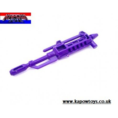 Vintage Transformers Generation 1 weapon or accessory as pictured. Ages 16 and up.