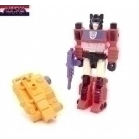 Action Master Inferno Transformers G1 Figure