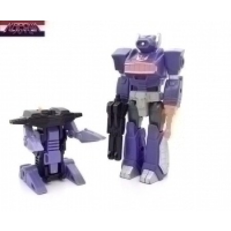 Action Master Shockwave Transformers G1 Figure