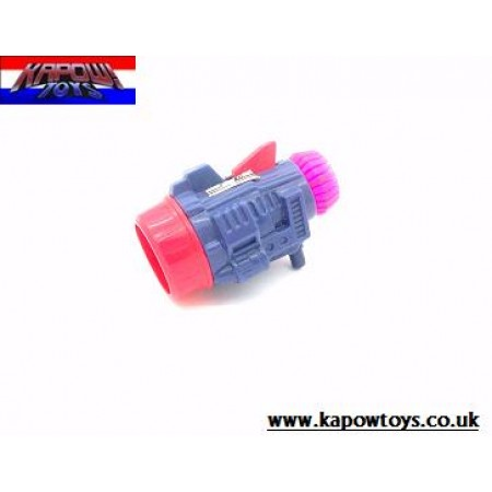 Transformers G2 Turbomaster Boss Engine / Gun
