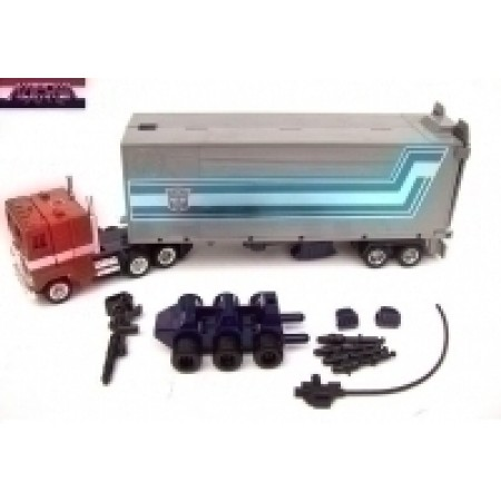 Optimus Prime Transformers G1 Figure