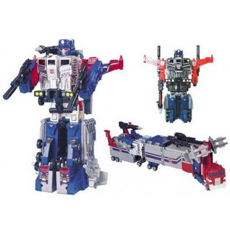 Transformers G1 Reissue Powermaster Optimus