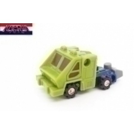 Micromaster Roughstuff Cab Transformers G1 Part