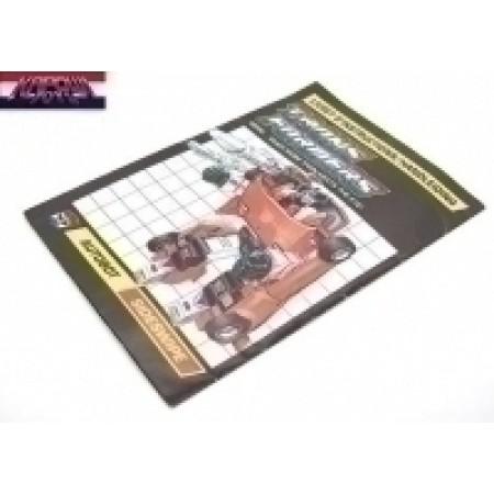 Classic Heroes Sideswipe Instruction Manual Transformers G1