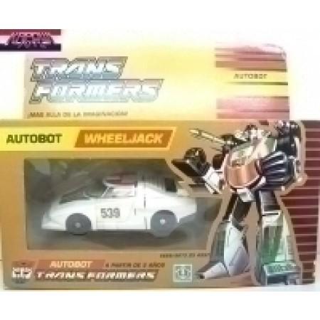Gold Box Wheeljack Transformers G1 Sealed