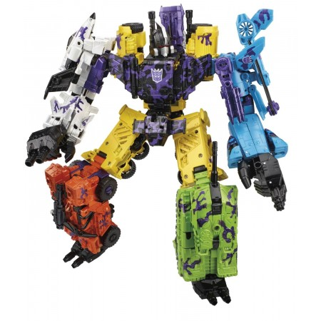 Transformers Combiner Wars G2 Bruticus