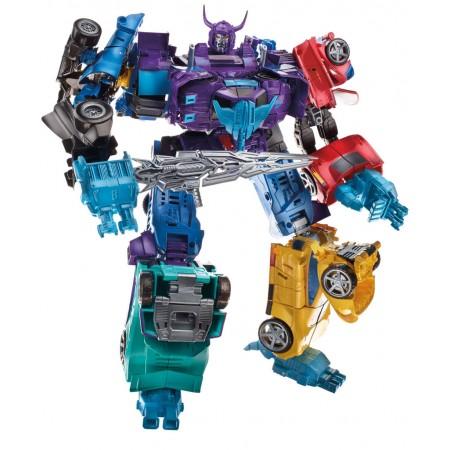 Transformers Combiner Wars G2 Menasor Giftset
