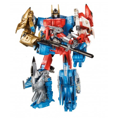 Transformers Combiner Wars G2 Superion Giftset