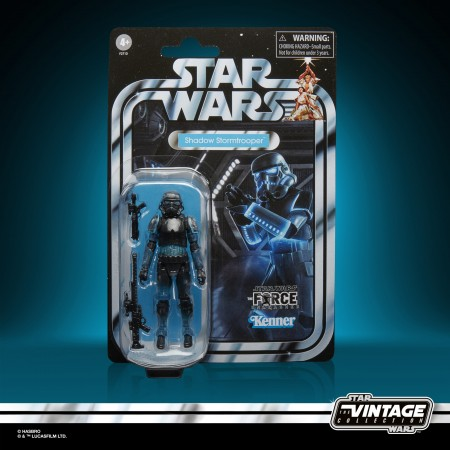 Star Wars The Vintage Collection Gaming Greats Shadow Stormtrooper
