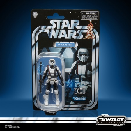 Star Wars The Vintage Collection Gaming Greats Scout Trooper