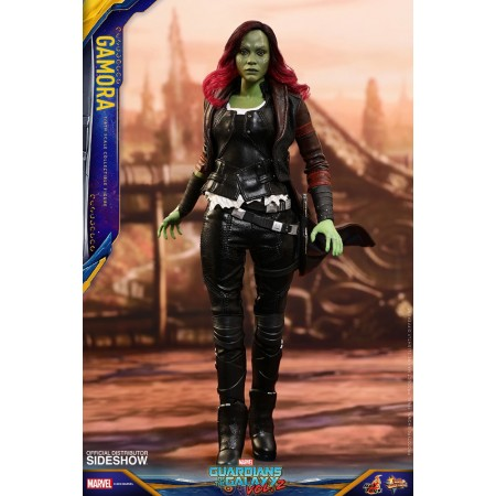 Hot Toys Guardians Of The Galaxy Vol. 2 Gamora