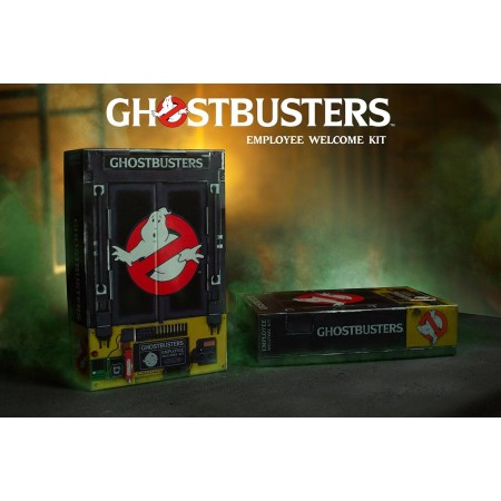 Ghostbusters Employee Welcome Kit By Dr Collector