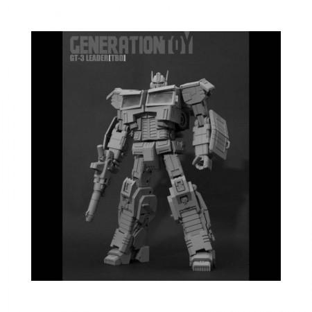 Generation Toy GT-03 IDW Op