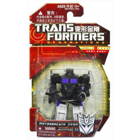 Transformers GDO Legends Motorbreath