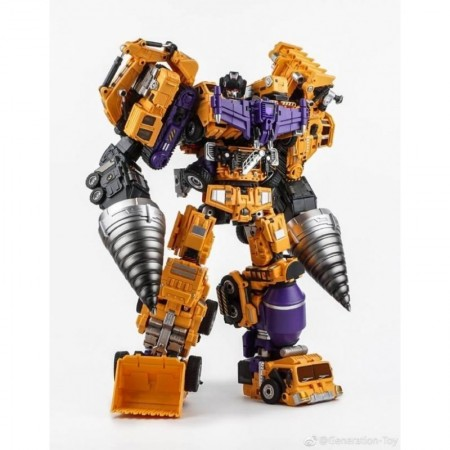 Generation Toys GT-06 Duron Drill Gift Set