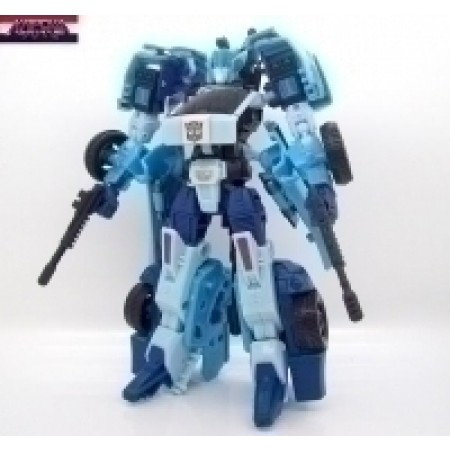 Generations Blurr Transformers Figure PRE-OWNED