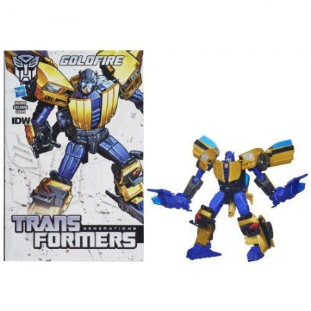 Transformers Generations Goldfire