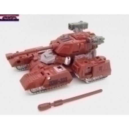 Generations Warpath Transformers Figure PRE-OWNED