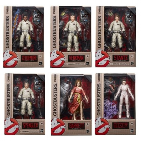 Ghostbusters Plasma Series Wave 1 Set of 6 Terror Dog BAF