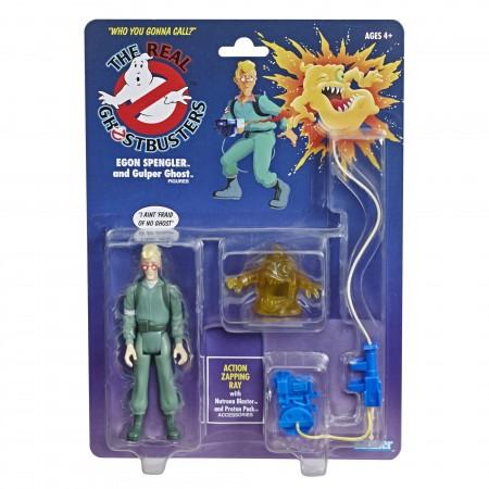 Ghostbusters Kenner Classics Egon Spengler Retro Action Figure