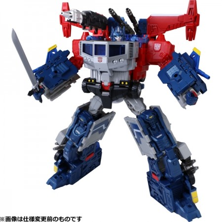 BRAND NEW - Transformers LG-EX Takara Tomy Mall God Ginrai Giftset