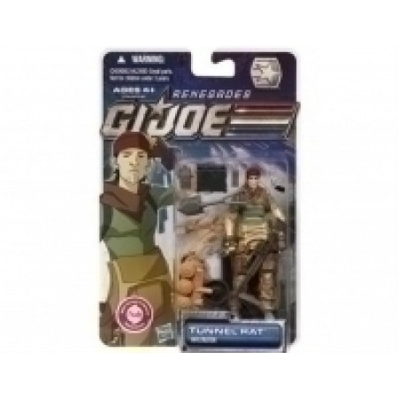 G.I. JOE Nicky ''TUNNEL RAT'' Lee Infiltrator Figure