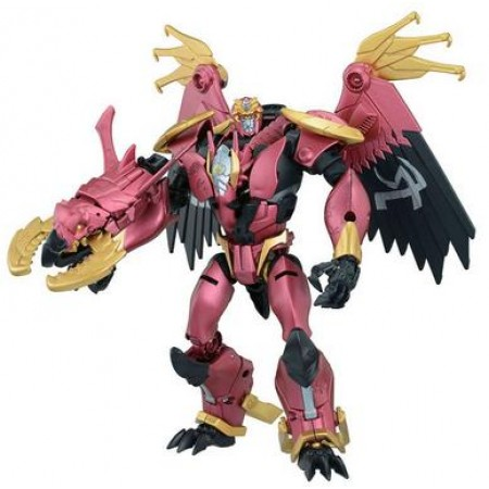 Transformers Go! Voyager Budora