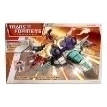 Botcon Games of Deception Box Transformers PRE-OWNED