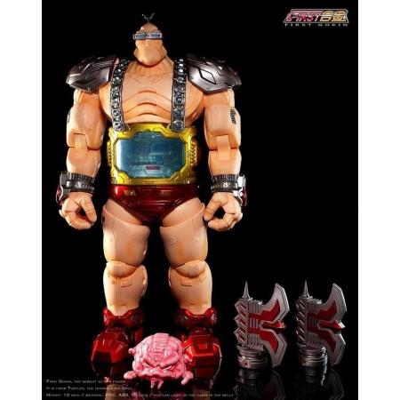 First Gokin Cerebral Big Boss Krang 25 cm Figure